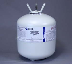 SOLVENT BASED SPRAY ADHESIVE 38 LB CANISTER