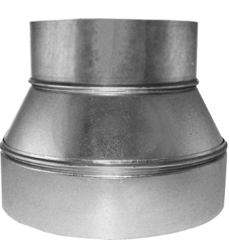 Galvanized Bell Reducers